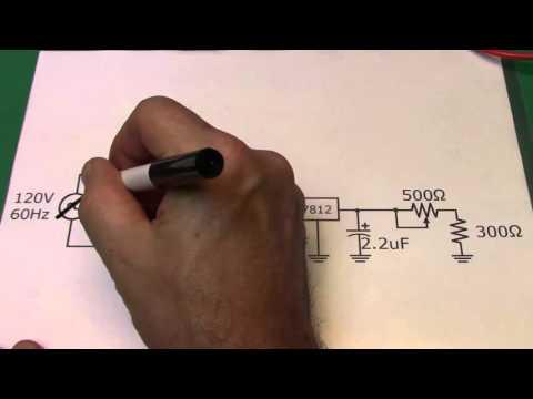 23. Three Terminal Linear Voltage Regulators