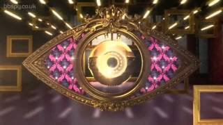 Celebrity Big Brother 13 January 2014 - Channel 5 ident