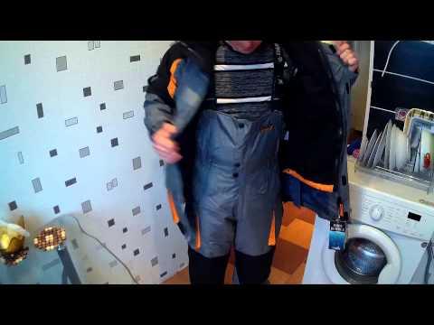 видео: Костюм зимний norfin extreme 3