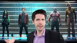 Guardians of the Galaxy trailer review