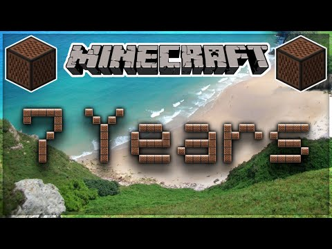 ♪ [FULL SONG] MINECRAFT 7 Years by Lukas Graham in Note Blocks (Wireless) ♪