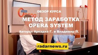 Разоблачение Opera system в чём суть сайта