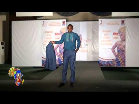new afric design pagne en fete