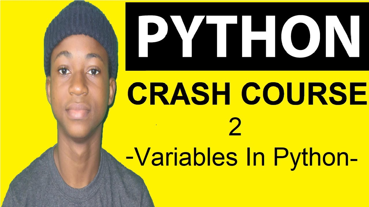 Variables in Python For Beginners 2