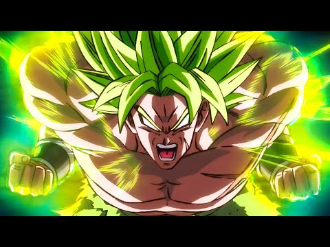 Who Is Broly? | Dragon Ball Z