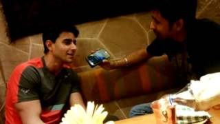 Actor Gautam Rode with Rj Animesh Live on Red fm Kolkata  : 9th March 2014
