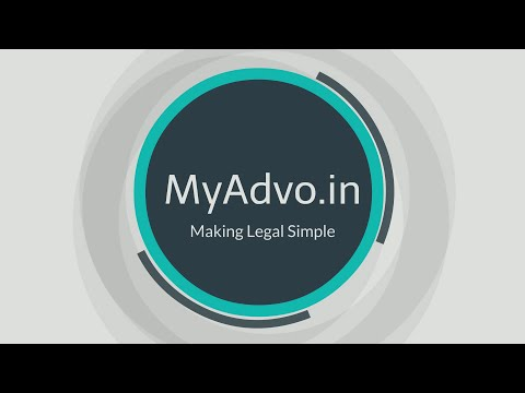 MyAdvo.in | Making Legal Simple
