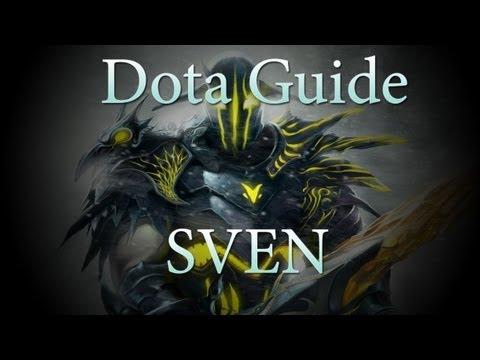видео: dota гайд sven (rogue knight)