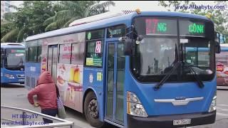 Wheels On The Bus Sai Gon P1903 🚌 Nursery Rhymes 4 Kids 🚌 Video For Kids | HT BabyTV ✔︎