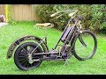 The World's First Motorcycles !
