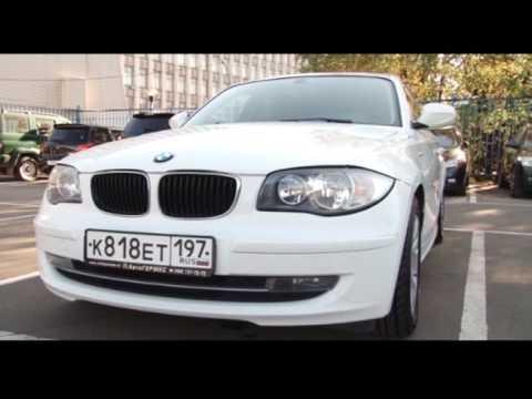 Подержанные автомобили. BMW 1 серии, 2010