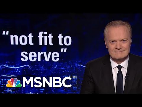 Majority Say President Donald Trump Not Fit To Serve, New Poll Shows | The Last Word | MSNBC