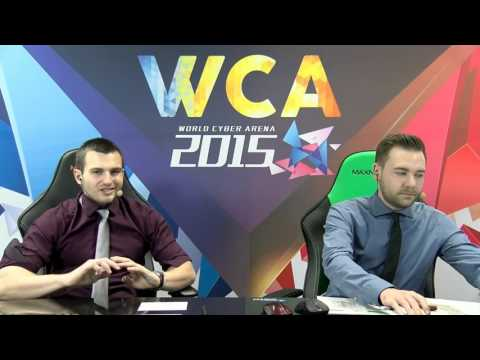 [WC3] WCA EU Open Qualifier - nicker vs. OrcWorker (3rd Place Match)