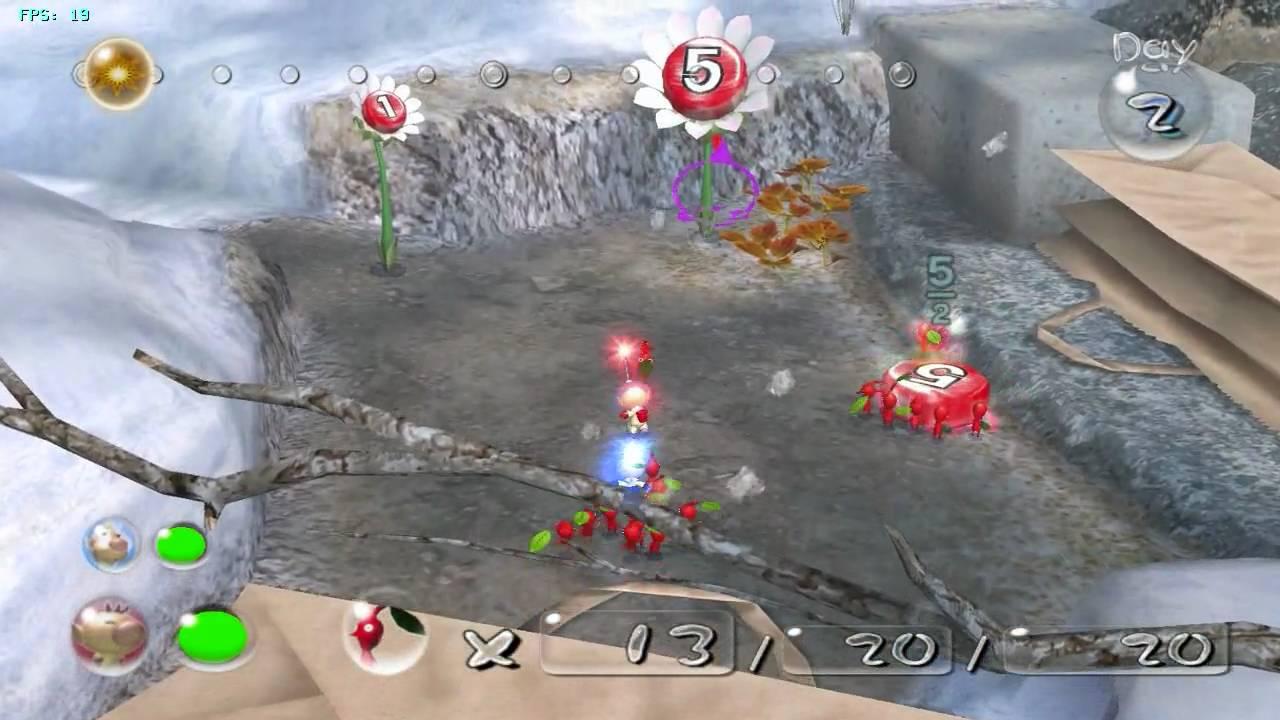 Pikmin 2 Wii Dolphin Emulator Wiki