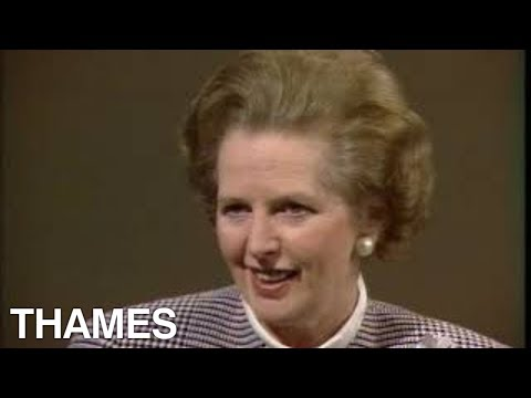 Margaret Thatcher interview | An interview with the Prime Minister | This Week | 1987