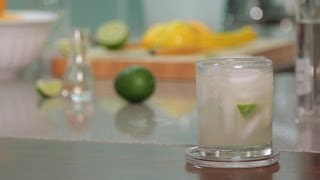 How To Make A Caipirinha | Cocktail Recipes