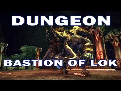 TERA w 2017 #3 - Dungeon Bastion of Lok