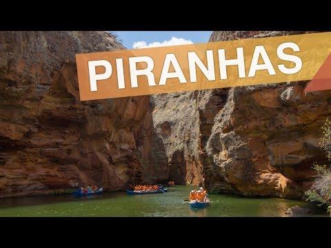 Piranhas - Brasil :: 3 passeios partindo da cidade do interior de Alagoas :: 3em3