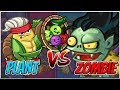 Cornucopia vs Ancient Vimpire - Plants vs Zombies Heroes Gameplay