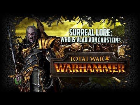 Vlad von Carstein Lore: Who Is Vlad von Carstein? (Warhammer Lore - Vampire Counts)