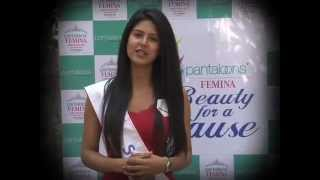 Beauty For A Cause: Sonampreet Bajwa