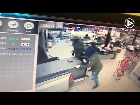 Wow! Robbers steal an entire ATM in Eastern Cape