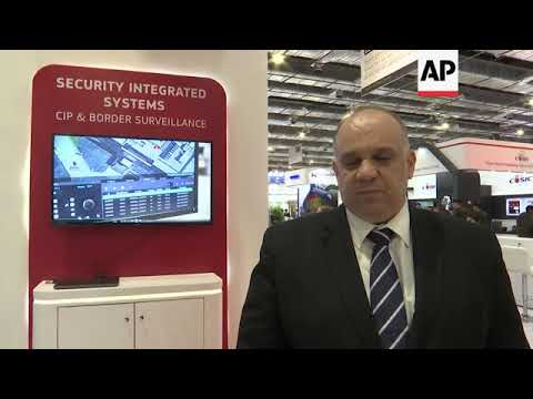 Military and defence technology to combat terrorism