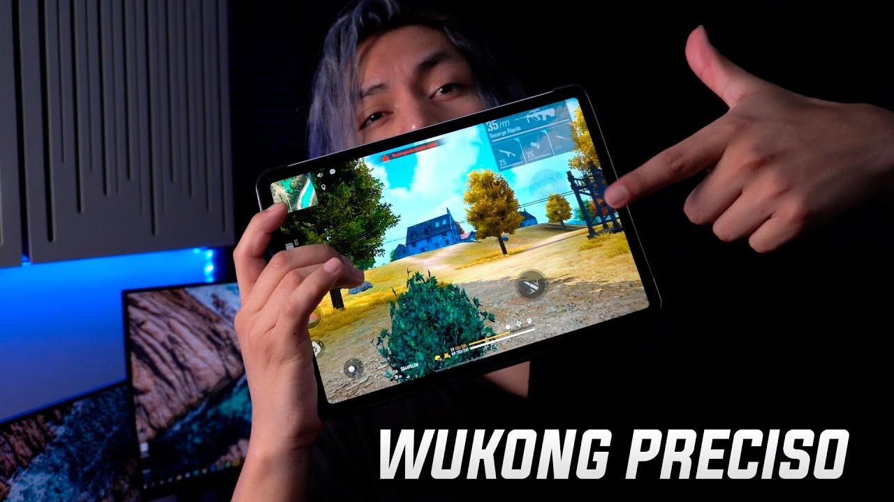 ESTE ES EL MEJOR TRUCO PARA USAR PRECISO EN MIRA CON WUKONG!! || A3 Hack