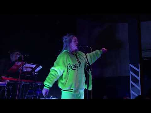 Billie Eilish - idontwannabeyouanymore (Live at The Observatory)