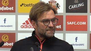 Liverpool 2-2 Sunderland - Jurgen Klopp Full Post Match Press Conference 😡