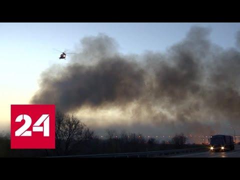 По факту гибели пожарного в Ростове-на-Дону начато следствие - Россия 24