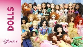 Dolls Waiting For Makeovers!