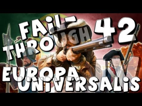 Fail-Through - Europa Universalis IV - Episode 42 (Atlantic island control)