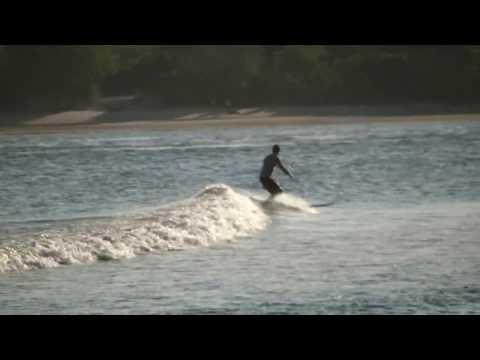 Surfing the Dog Beach