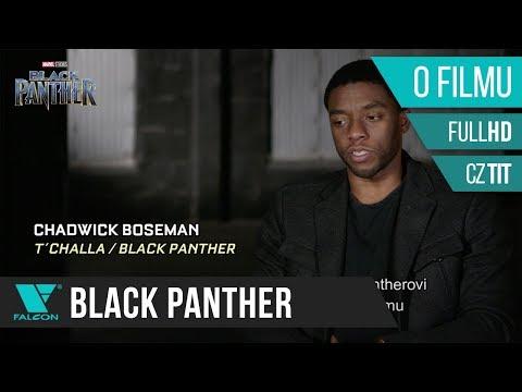 Black Panther (2018) Film o filmu - Král [CZ TIT]