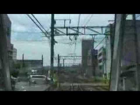名古屋鉄道 準急 新鵜沼→扶桑 Nagoya railway Semi Express