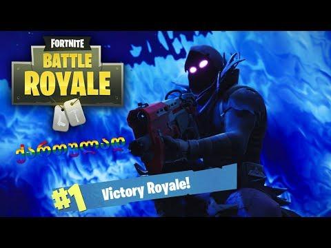 FORTNITE: Battle Royale ქართულად დაძაბული ბრძოლა ოლალაა #1