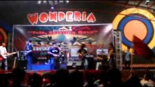 Alaskarasta - Pergilah Masa Lalu (Reggae Style 2014 @Wonderia, Semarang)