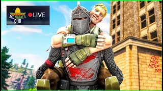 📺MenamesCho es LIVE 🔵 Squad Games 💫 Potato Bot Sniper Leader 🤓 FORTNITE BATTLE ROYALE - 1. März