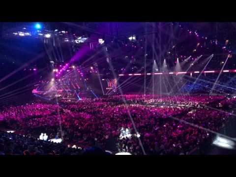 Eurovision 2017 Friends Arena Sweden