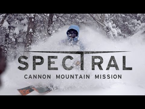 Spectral 1 - Cannon Mountain Mission