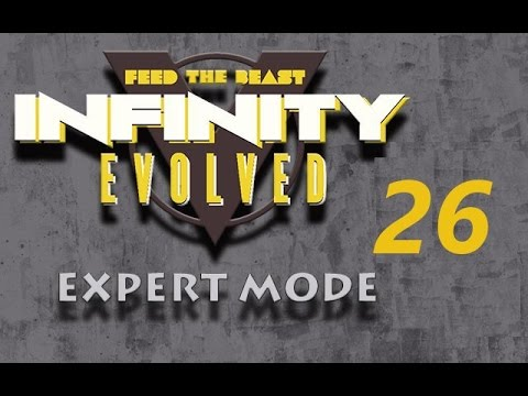 FTOG Server Infinity Evolved Ep. 26 Link Can do Tech?! What?!