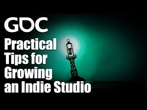 Intensely Practical Tips for Growing an Indie Studio