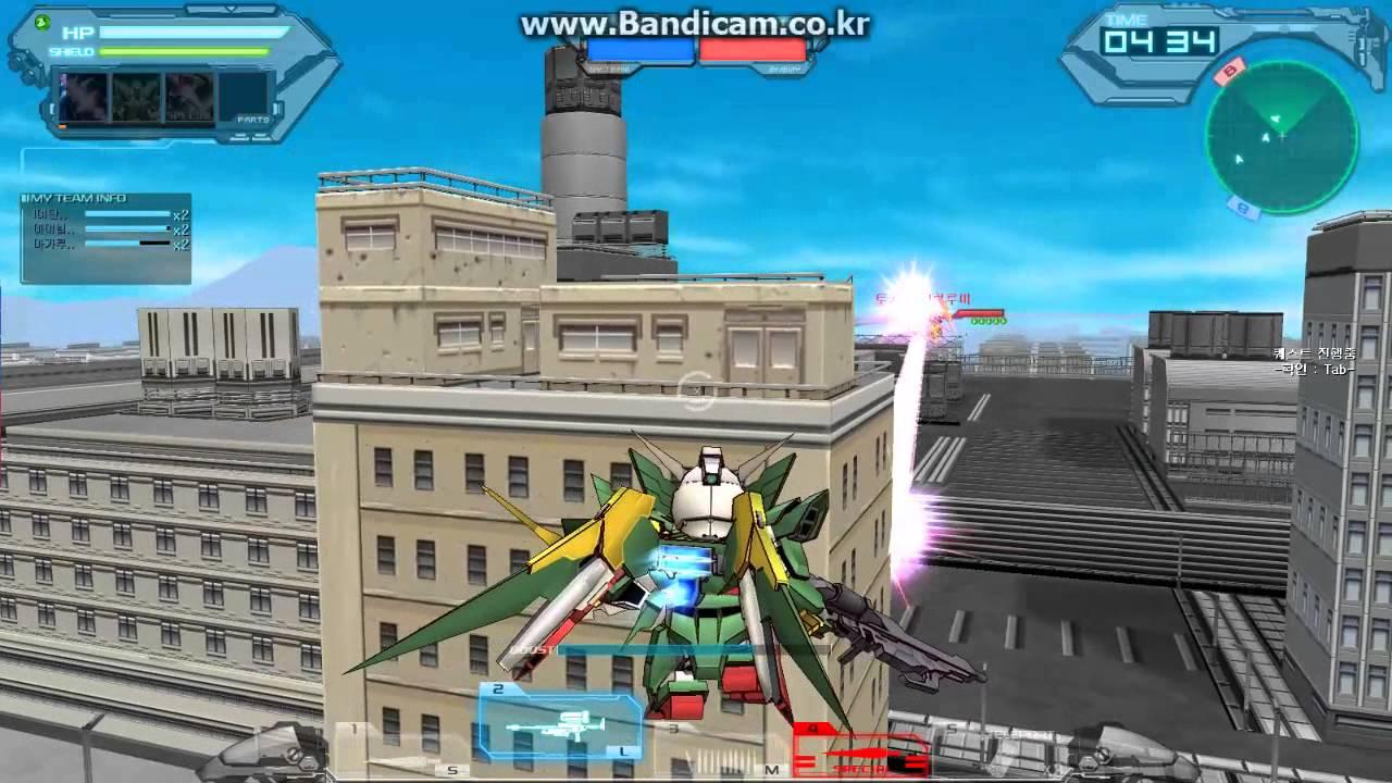 Sdgo Gundam Fenice Rinascita Youtube