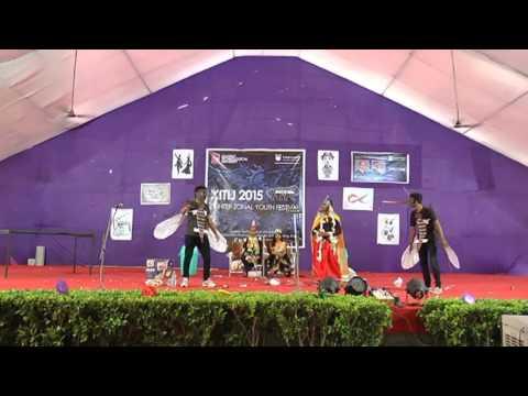 kachradev Clean India Awareness most Inspiring Drama Gujarati Natak GTU XITIJ 2015