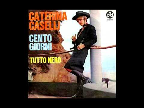 Caterina Caselli - Tutto Nero (Paint It Black - The Rolling Stones Cover)
