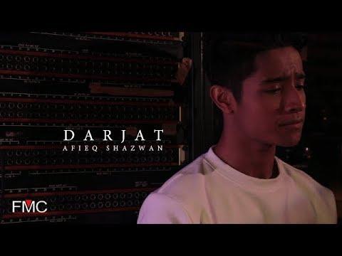 Afieq Shazwan - Darjat (  Official Lyric Video )