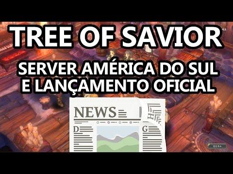 Tree of Savior - Notícias - Servidor América do Sul e Data de Lançamento!
