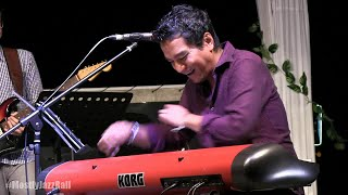 Indra Lesmana Group performed with Tompi at Griya Santrian Hotel, Sanur, Bali, Indonesia on June 7th, 2015. -Indra Lesmana Group- Keys: Indra Lesmana ...