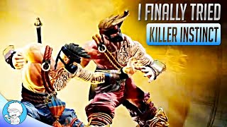 Can't Stop Being EXTRA! Killer Instinct